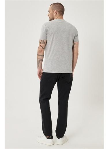Altınyıldız Classics Slim Fit Dar Kesim Denim Esnek Jean Kot Pantolon 4A0121200120 Siyah